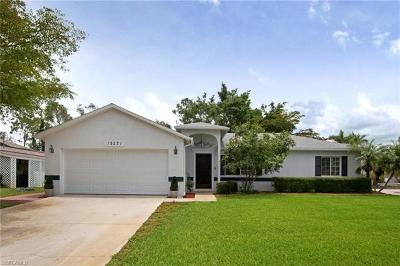 Fort Myers Single Family Home For Sale: 18221 Useppa Rd
