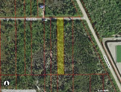 Naples Residential Lots & Land For Sale: 4588 NE 68th Ave