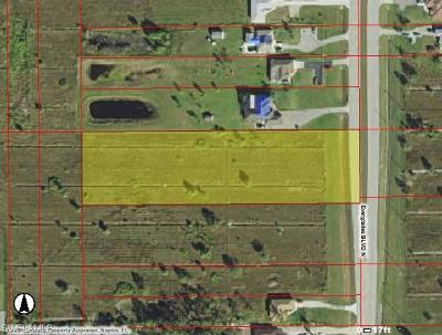 Naples Residential Lots & Land For Sale: 2985 N Everglades Blvd