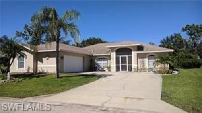 Estero Single Family Home For Sale: 3870 Preserve Way