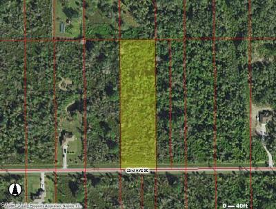 Naples Residential Lots & Land For Sale: 3525 SE 22nd Ave