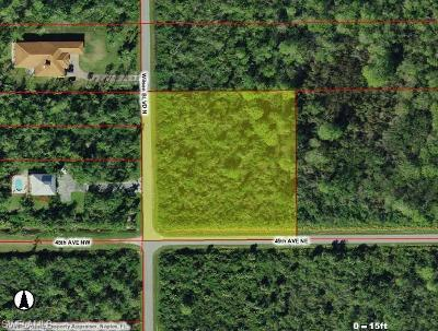 Naples Residential Lots & Land For Sale: Wilson Blvd