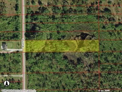 Naples Residential Lots & Land For Sale: 5220 42nd St NE