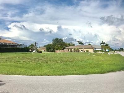 Marco Island Residential Lots & Land For Sale: 1412 Leland Way