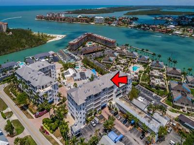 Marco Island Condo/Townhouse For Sale: 160 Palm St #208
