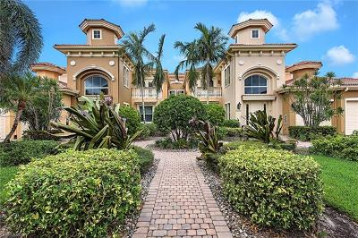 Naples FL Condo/Townhouse For Sale: $545,000