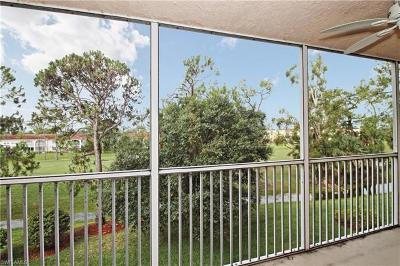 Naples Condo/Townhouse For Sale: 481 Quail Forest Blvd #B302