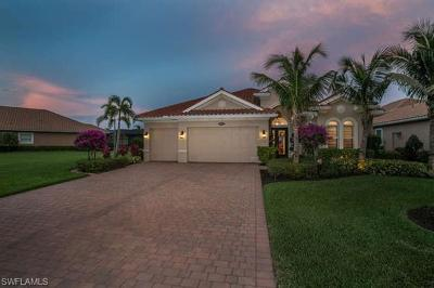 Naples Single Family Home For Sale: 9361 Campanile Cir