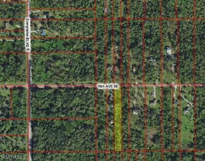 Naples Residential Lots & Land For Sale: 3230 SE 16th Ave
