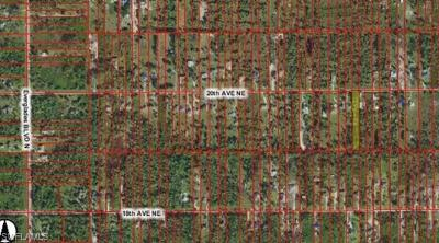 Naples Residential Lots & Land For Sale: 3640 NE 20th Ave