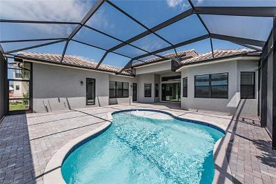 Naples Single Family Home For Sale: 4403 Caldera Cir