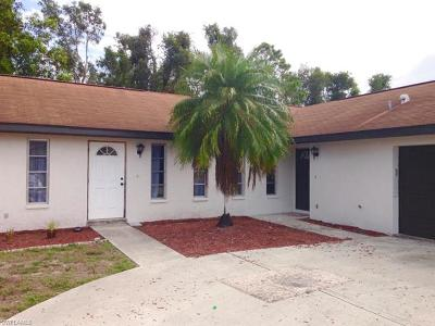 Fort Myers Multi Family Home For Sale: 7603 Winged Foot Dr