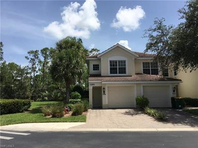 Naples Single Family Home For Sale: 1295 Henley St #1208
