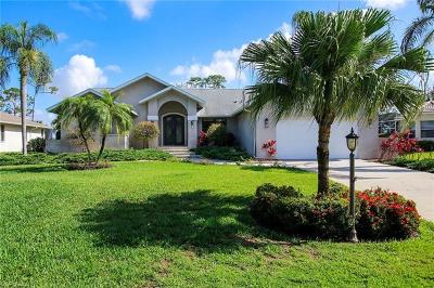 Fort Myers Single Family Home For Sale: 7008 Spotted Fawn Ct