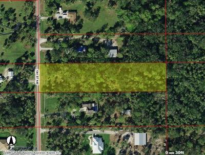 Naples Residential Lots & Land For Sale: 3xx NW 13th St