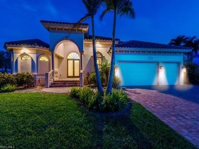 Marco Island Single Family Home For Sale: 1649 Barbarosa Ct