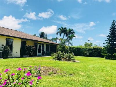 Single Family Home For Sale: 3616 Boca Ciega Dr
