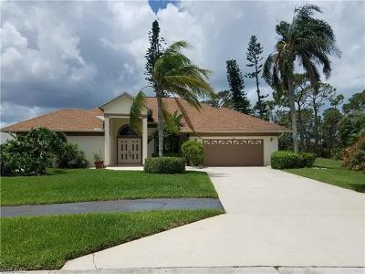 Naples Single Family Home For Sale: 1829 Imperial Golf Course Blvd