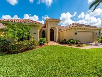 Naples FL Single Family Home For Sale: $799,000