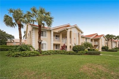 Naples Condo/Townhouse For Sale: 7761 Jewel Ln #201