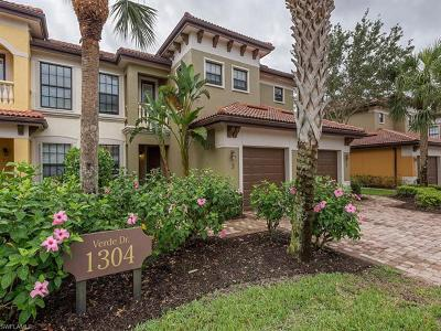 Naples Condo/Townhouse For Sale: 1304 Verde Dr #3302