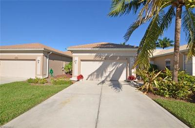 Naples Single Family Home For Sale: 8063 Sanctuary Dr #2