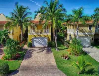 Naples Single Family Home For Sale: 2216 Carter St