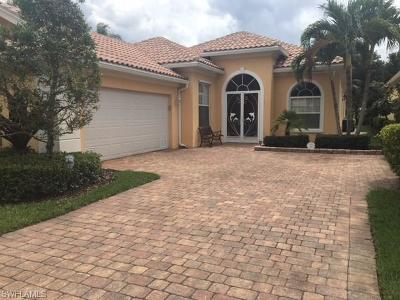 Bonita Springs Single Family Home For Sale: 28380 Nautica Ln