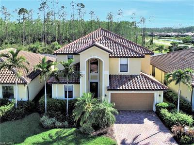Estero Single Family Home For Sale: 20218 Black Tree Ln