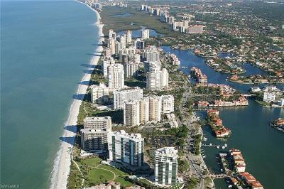 Condo/Townhouse For Sale: 4001 N Gulf Shore Blvd #602