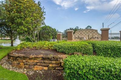 Naples Single Family Home For Sale: 14940 Indigo Lakes Dr