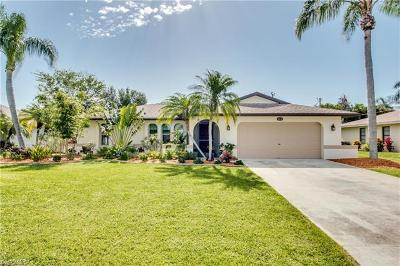 Cape Coral Single Family Home For Sale: 3415 SW 6th Ave