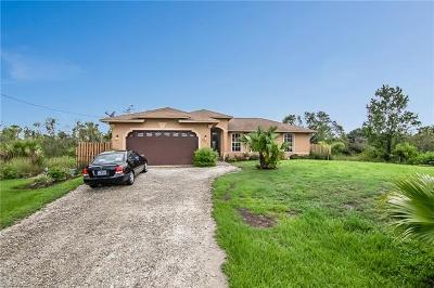 Naples Single Family Home For Sale: 3475 SE 22nd Ave
