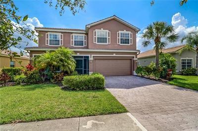 Naples Single Family Home For Sale: 2639 Orange Grove Trl