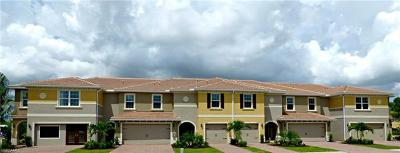 Fort Myers Condo/Townhouse For Sale: 12510 Hammock Cove Blvd