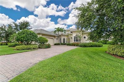Naples Single Family Home For Sale: 5799 Hammock Isles Dr