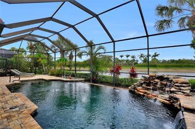 Naples Single Family Home For Sale: 9788 Nickel Ridge Cir