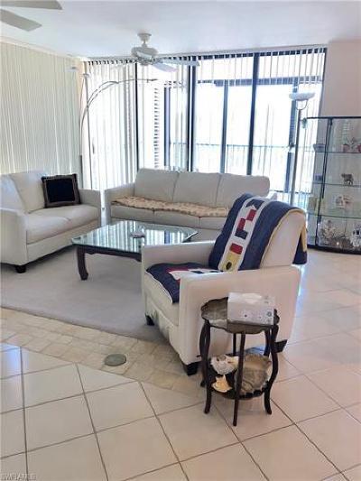 Condo/Townhouse For Sale: 6000 Pelican Bay Blvd #C-103