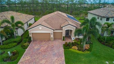 Estero Single Family Home For Sale: 20453 Black Tree Ln