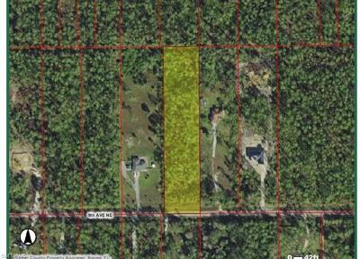 Naples Residential Lots & Land For Sale: NE 8th Ave