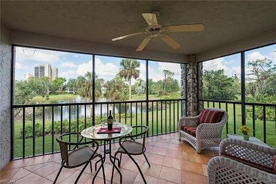 Condo/Townhouse For Sale: 5950 Pelican Bay Blvd #123