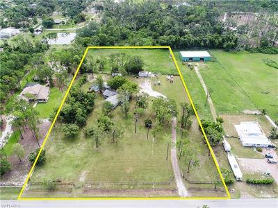 Naples Single Family Home For Sale: 971 San Marcos Blvd