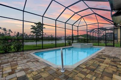 Fort Myers Single Family Home For Sale: 11313 Paseo Dr