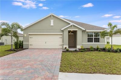 Cape Coral Single Family Home For Sale: 2635 Manzilla Ln