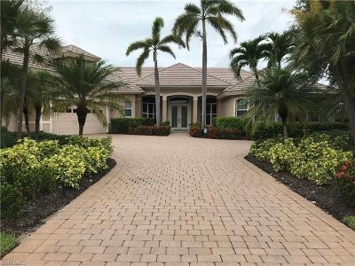 Estero Single Family Home For Sale: 23680 Waterside Dr