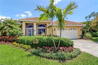 Bonita Springs Single Family Home For Sale: 12666 Buttonbush Pl