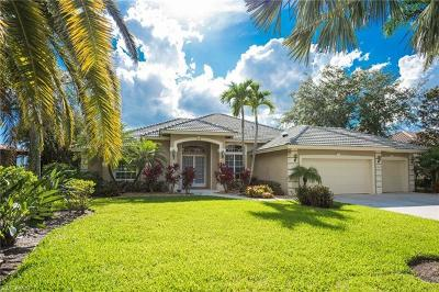 Naples Single Family Home For Sale: 11327 E Longshore Way