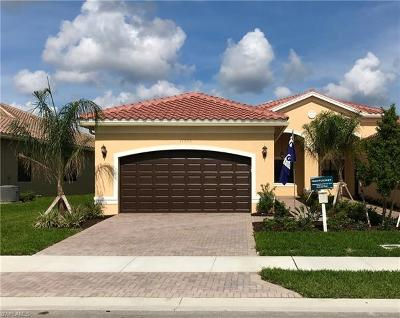 Fort Myers Single Family Home For Sale: 11996 Lakewood Preserve Pl