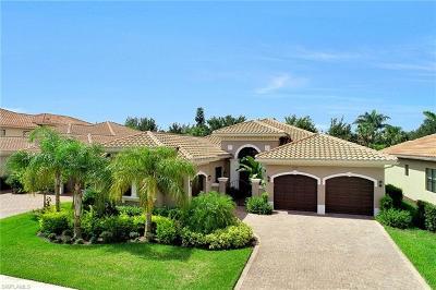 Naples Single Family Home For Sale: 3348 Atlantic Cir