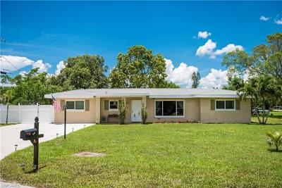 Fort Myers Single Family Home For Sale: 1417 Loma Linda Dr